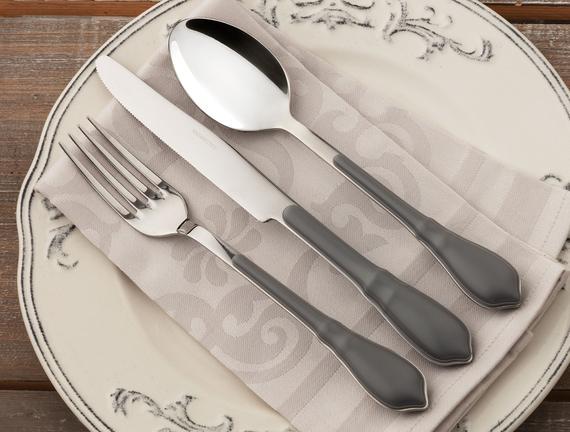 Victoria Grey Yemek Kaşığı