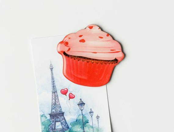 Buzdolabı Magneti - Cupcake
