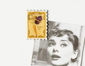 Buzdolabı Magneti - Pul Vintage