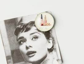 Refrigerator Magnet - Lipstick