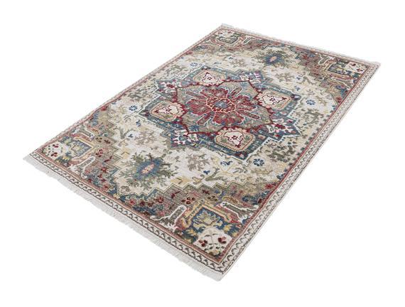 Orient Leni Halı - Kemik - 120x170 cm