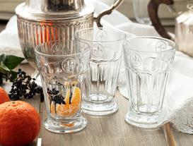Florentine 4-Piece Beverage Glass Set