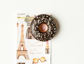 Buzdolabı Magneti - Donut