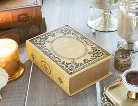 Bijoux Çok Amaçlı Kitap Kutusu