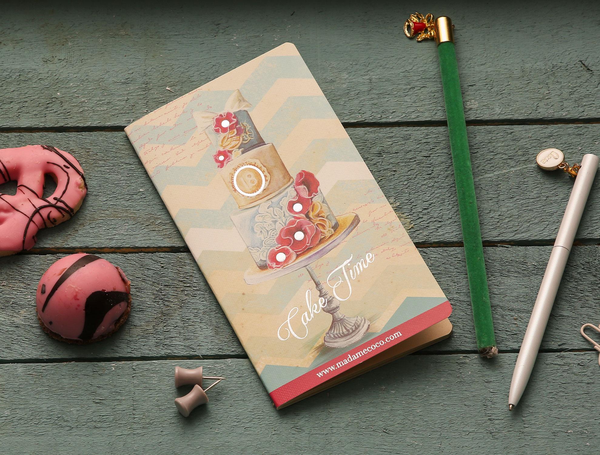 Notebook - Kraft Small