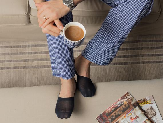 Erkek 2'li Suba Çorap - Lacivert