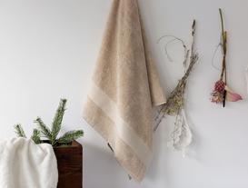 American Bath Towel - Damson