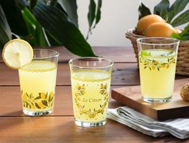 Papatya 3-Lü Su Bardağı Seti