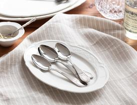Olive New Bone China Oval Tabak