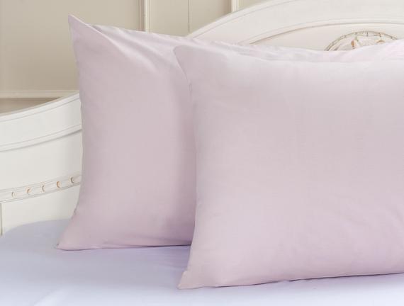 Feuilles Ranforce Yastık Kılıfı 2x(50x70) cm