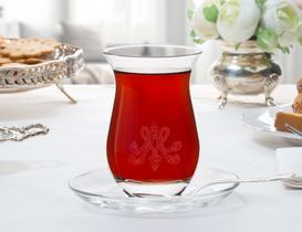 Antoinette 6'lı Çay Bardağı