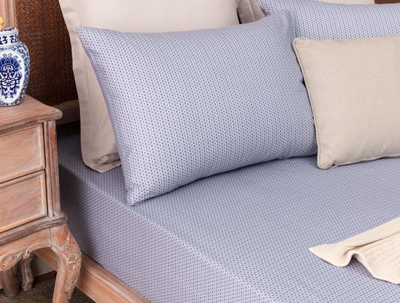 Albi İkili Ranforce Yastık Kılıfı 2x(50x70) cm
