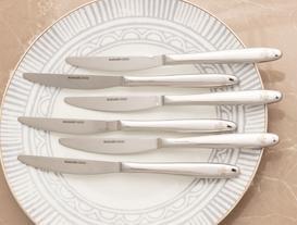 Antoinette 6-Piece Dinner Knife Set