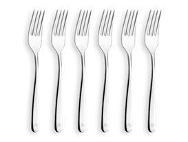 Antoinette 6-Piece Dinner Fork Set