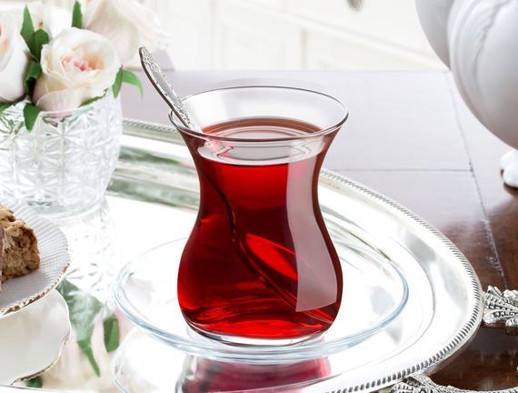 Caress 6'lı Çay Bardağı 150 ml