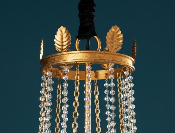 La Bohème Avize - Gold