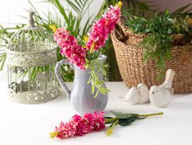 Betta Hezaren Çiçek - Kırmızı