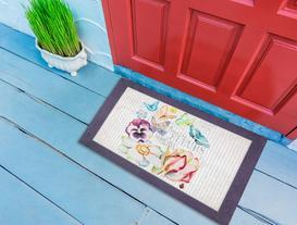 Butterfly Kapı Önü Paspası