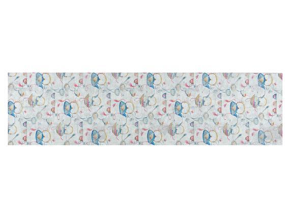 Eliza Halı - Gri - 80x300 cm