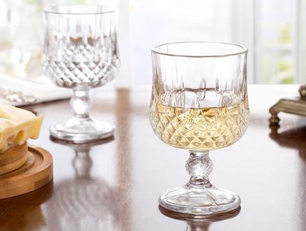 Audrey 6'lı Kısa Şarap Kadehi