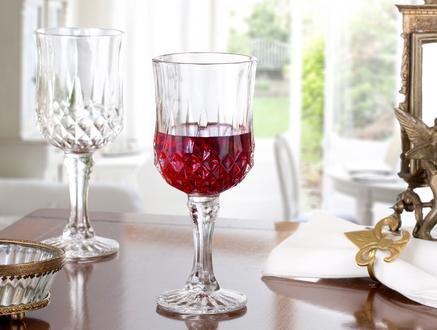 Audrey 6'lı Şarap Kadehi