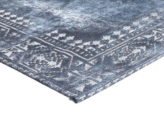 Keita Halı - Lacivert