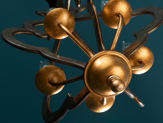 Corbett Avize - Gold