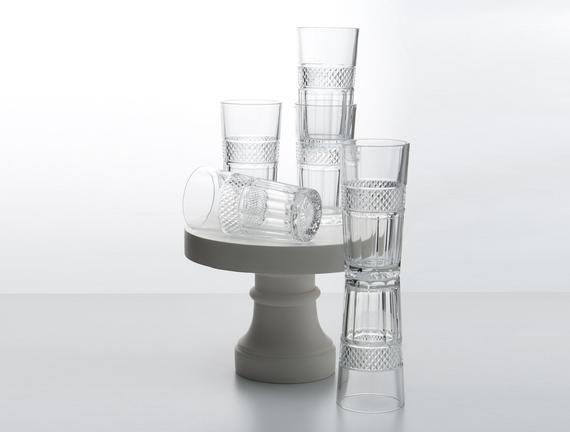 Laurent 6'lı Küçük Meşrubat Bardağı