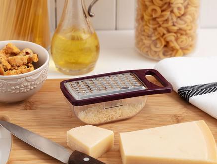 Daily Hazneli Sarımsak ve Peynir Rendesi - Mürdüm