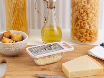 Daily Hazneli Sarımsak ve Peynir Rendesi - Soft Pudra