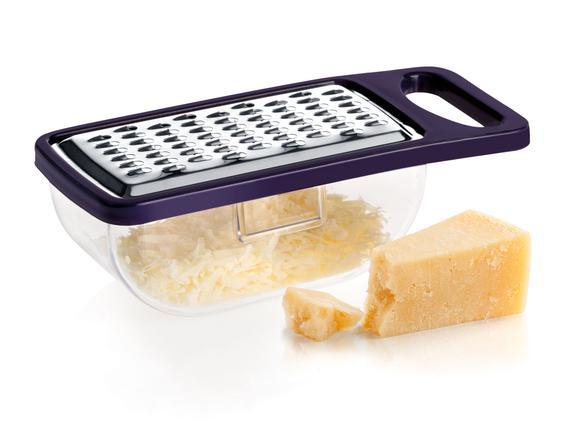 Daily Hazneli Sarımsak ve Peynir Rendesi - Mor