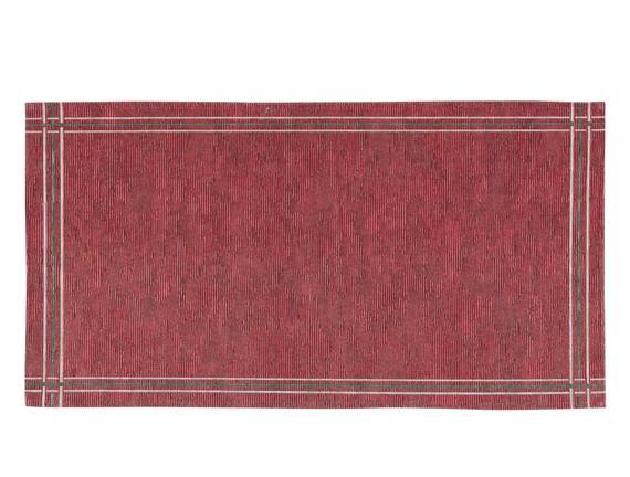 Toledo Halı - Bordo - 80x150 cm