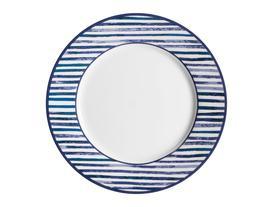 Lignes Pasta Tabağı - Mavi