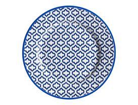Maroc Pasta Tabağı - Mavi