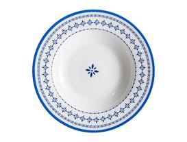 Elienor Çukur Tabak - Mavi