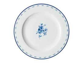 Abella Servis Tabağı - Mavi