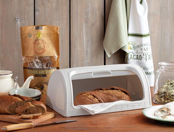 Tricot Ekmeklik - Bej