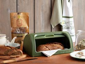 Tricot Ekmeklik - Koyu Yeşil