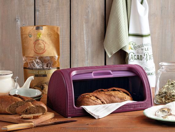 Tricot Ekmeklik - Mürdüm