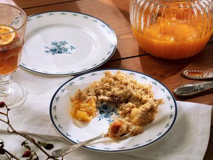 Abella Pasta Tabağı - Mavi