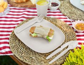 Spring Piknik Seti - Taş