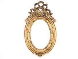 Antique Ayna - Gold