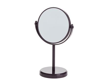 Nera Çift Taraflı Masa Aynası - Koyu Mürdüm