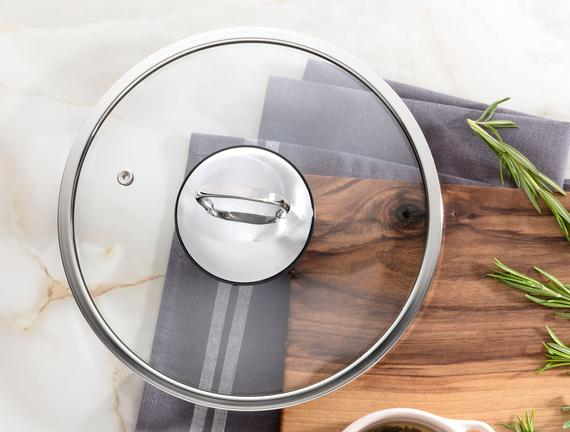 Sita Paslanmaz Çelik Derin Tencere - 18 cm