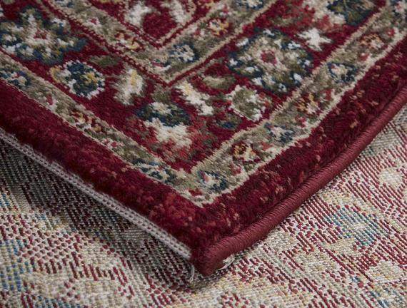 Orient Leonie Halı - Bordo - 76x150 cm