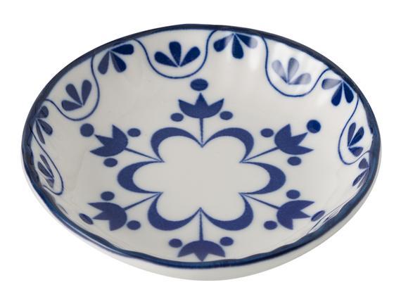 Rêve Bleu Fleur Mini Tabak