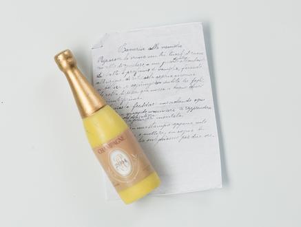 Buzdolabı Magneti - Champagne