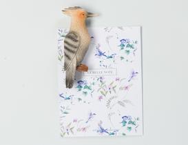 Buzdolabı Magneti - Kuş