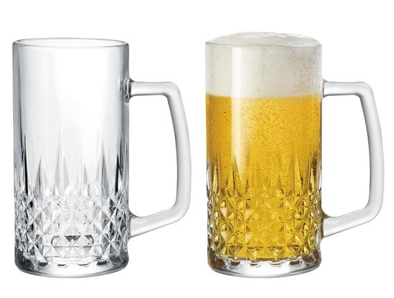 Bevis 2'li Bira Bardağı