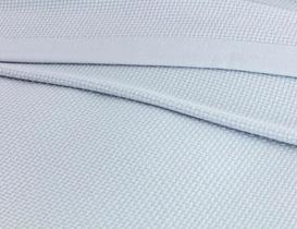 Mercredi Tek Kişilik Yatak Örtüsü - Mavi